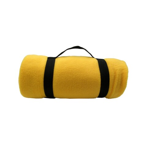 Brand New 50 x 60 Polar Fleece Throw Sofa Blankets