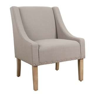 Shop Mailhead Accent Fabric Upholstered Chair With 1