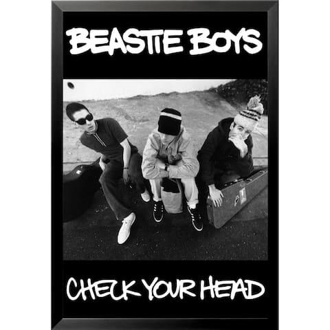 FRAMED Beastie Boys - Check Your Head 1992 Album 36x24 Music Band Art Print Poster - 36 x 24