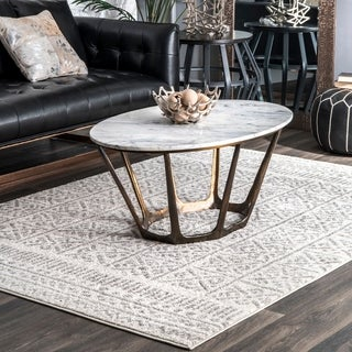 Porch & Den Kummrow Geometric Tribal Area Rug