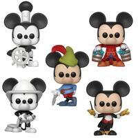 Funko POP Disney Mickey's 90th Anniversary Collectors Set