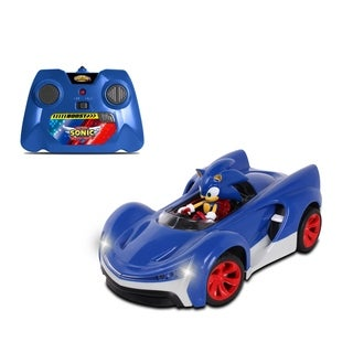 Link to NKOK Sonic Team Racing Radio Controlled Sonic Similar Items in Toy Vehicles