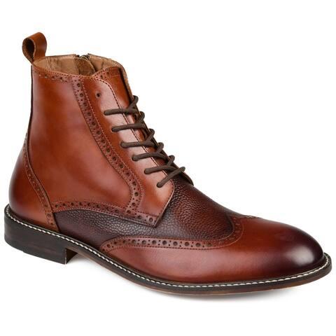 Thomas & Vine Men's Legend Wingtip Ankle Boot