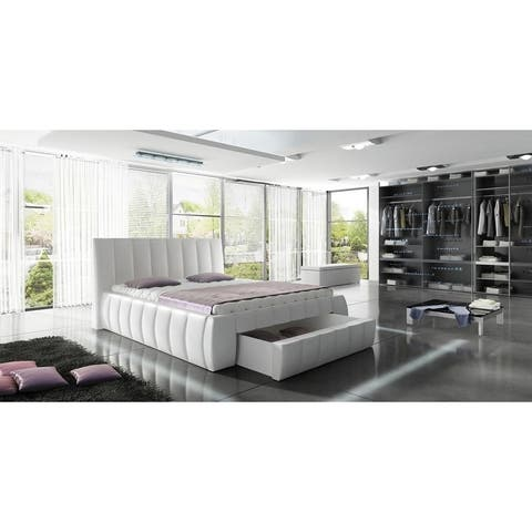 ROMAN Platform bed, Queen Size