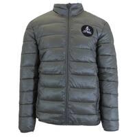 Spire By Galaxy Men's Lightweight Puffer Bubble Jacket