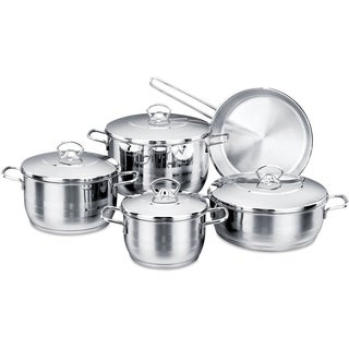 Link to Korkmaz Astra High-End Stainless Steel Cookware Set Similar Items in Cookware