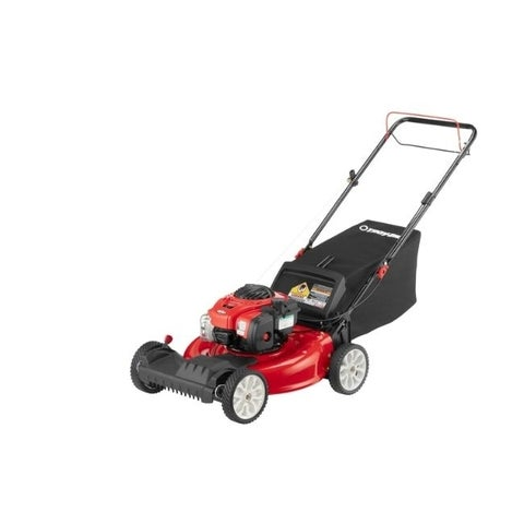 Troy-Bilt 21 in. W 140 cc Self-Propelled Lawn Mower