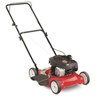 MTD YardMachine 20 in. W 125 cc Manual-Push Lawn Mower