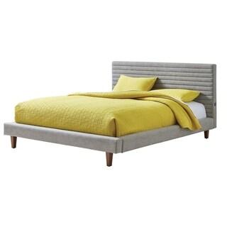 Palliser Furniture, Channel Upholstered Bed