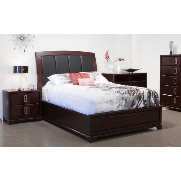 Shop Palliser Furniture Woodward Ave Arched Sleigh Platform Bed