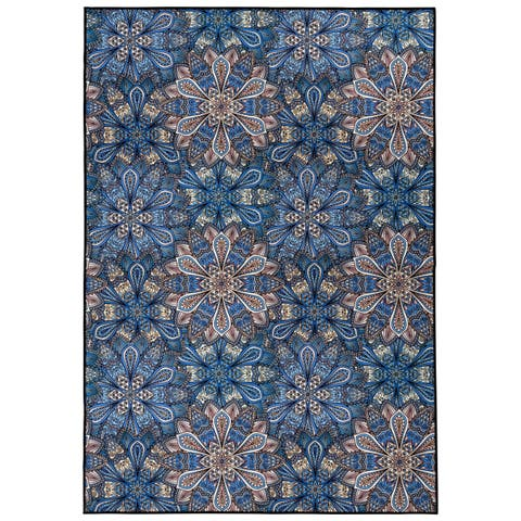 Superior Non-Slip Kineo Outdoor Area Rug
