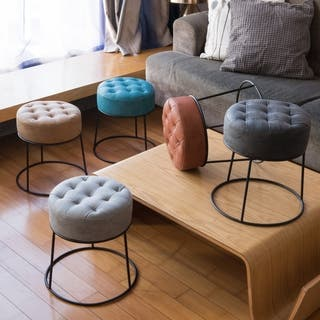 Magnificent Buy Mid Century Modern Ottomans Storage Ottomans Online At Pabps2019 Chair Design Images Pabps2019Com