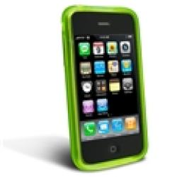Eforcity TPU Rubber Skin Case Cover for Apple 3G / 3Gs iPhone