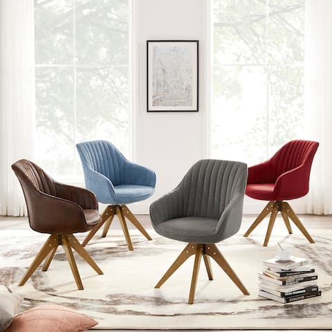 Buy Swivel, Mid-Century Modern Living Room Chairs Online at ...