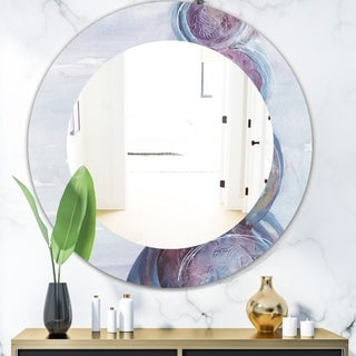 Silver Orchid Alba Modern Bathroom Mirror