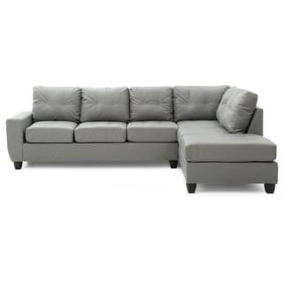 LYKE Home Mischa Gray Sectional
