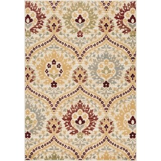 Link to L'Baiet Charlotte Red Traditional  Rug Similar Items in Rugs