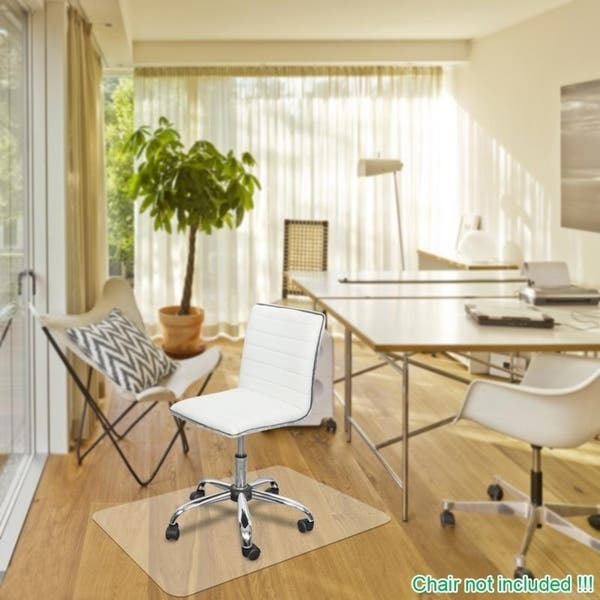 Shop Pvc Chair Floor Mat Home Office Protector For Hard Wood Floors Mat On Sale Overstock 28001865