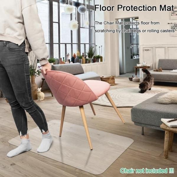 Pvc Chair Floor Mat Home Office