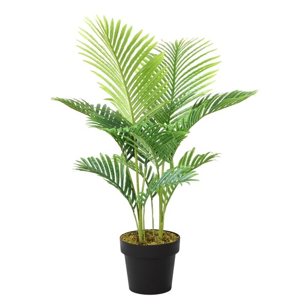 Laura Ashley 36 In. Real Touch Palm Tree Silk Plant