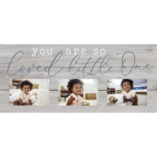 You Are So Loved Little One Photo Frame