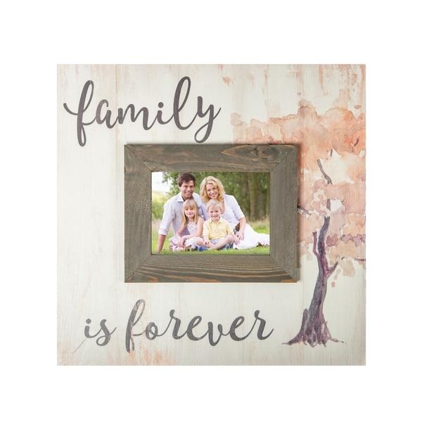 Family Is Forever Photo Frame