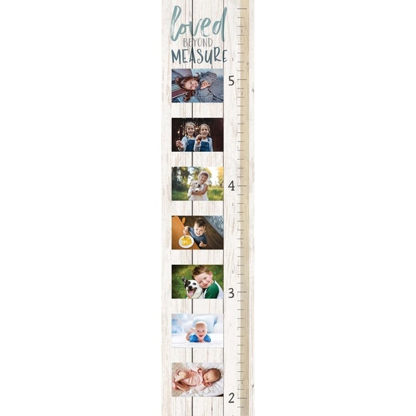 Loved Beyond Measure Photo Frame