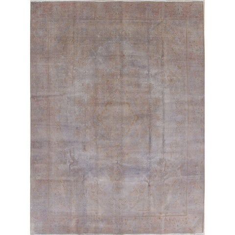 Copper Grove Narpio Medallion Wool Heirloom Item Area Rug - 9'1 x 11'11