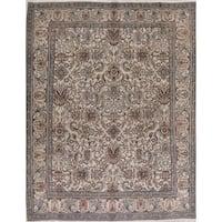 Copper Grove Nykarleby Muted Oriental Handmade Wool Heirloom Item Area Rug - 8'5 x 10'9