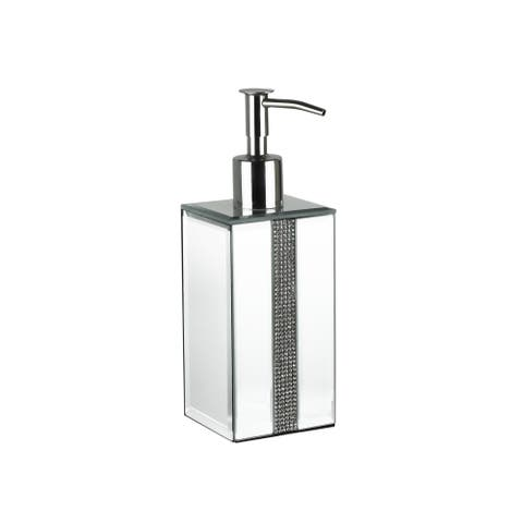 sparkles/mirror lotion pump