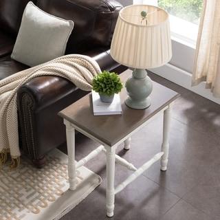 Toscana Narrow Chairside Table