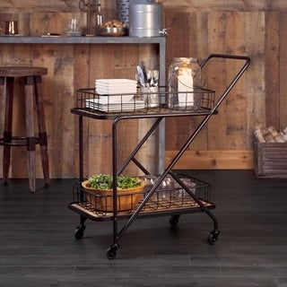 Link to Alex Asymmetrical Bar Cart Similar Items in Home Bars