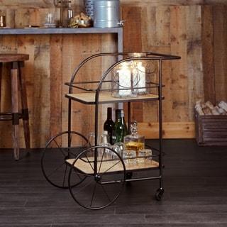 Hatfield Trolley Frame Bar Cart