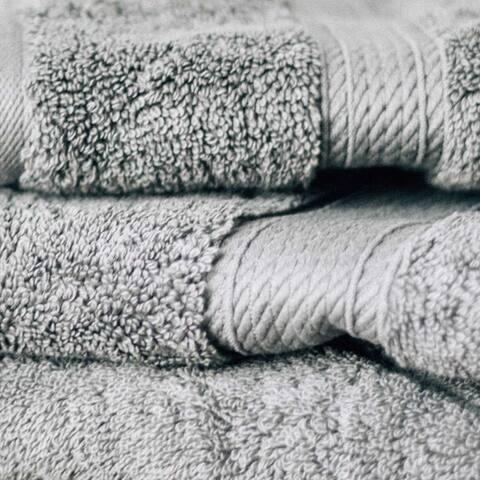 Kotter Home 3-Piece Egyptian Cotton Bath Towel Set
