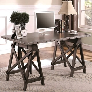 Adjustable Height Industrial Design Computer Office Writing Desk