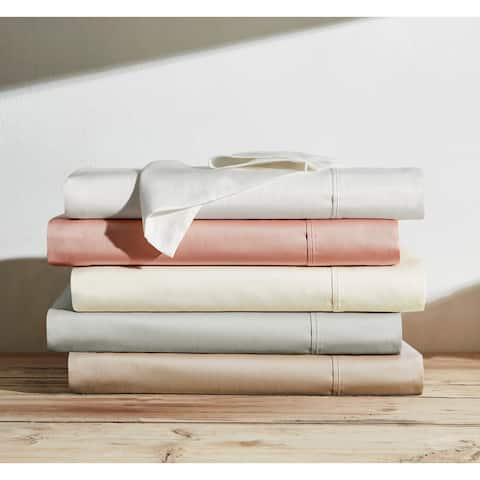 Brielle 400 Thread Count Cotton Sateen Sheet Sets