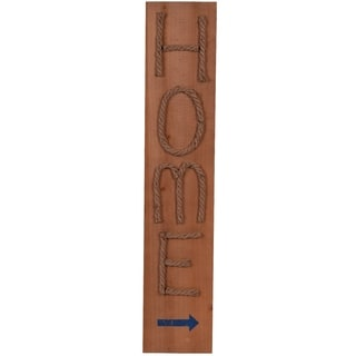 Home Vertical Wood Decor