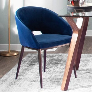 Carson Carrington Hjoggbole Upholstered Dining Chair
