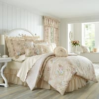 Five Queens Court Andrea 4 Piece Comforter Set