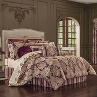 Five Queens Court Albina 4 Piece Comforter Set