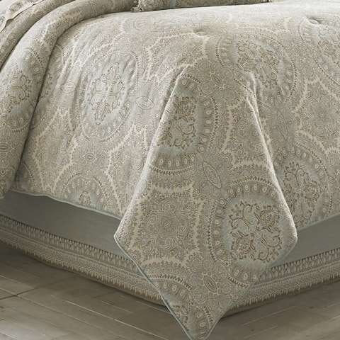 Five Queens Court Carlina 4 Piece Comforter Set