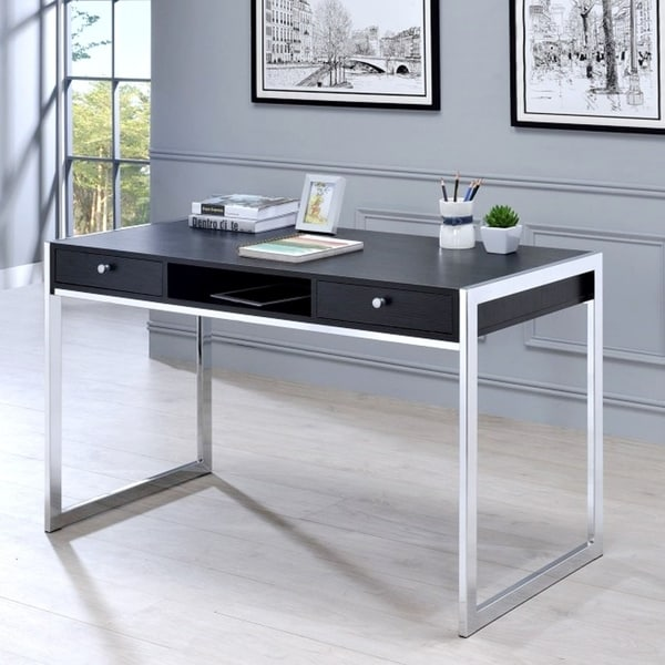 Shop Modern Chic Design Home Office Computer Writing Desk