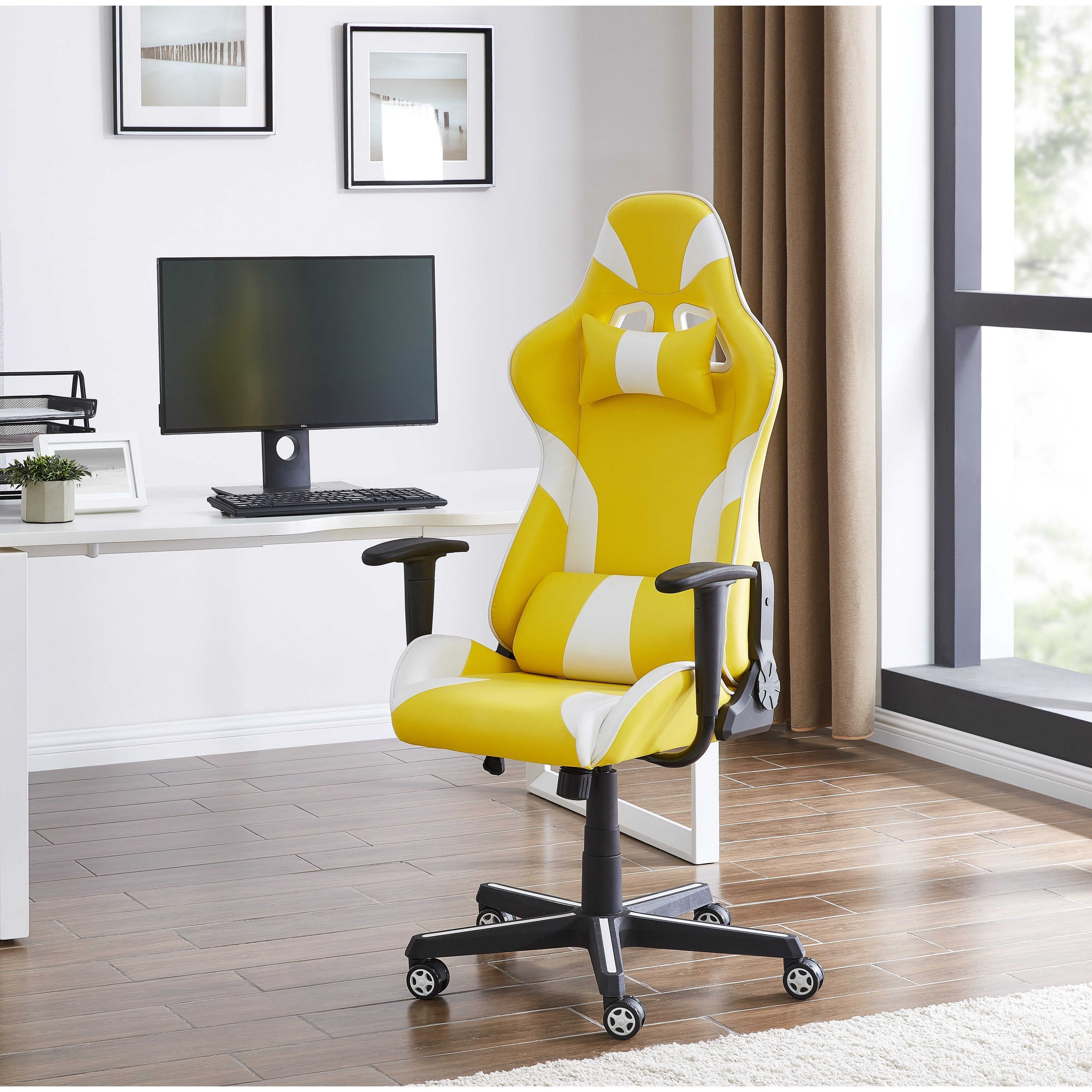 Incredible Ids Online Executive Leather Racing Gaming Office Chair N A Uwap Interior Chair Design Uwaporg