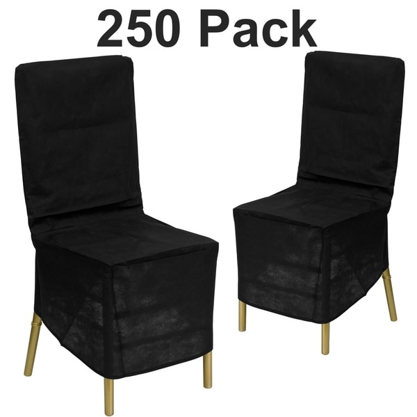 Lancaster Home Chiavari Black Chair Cover