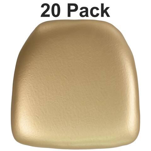 20PK Hard Chiavari Chair Cushion - Party & Dining Chair Accessories