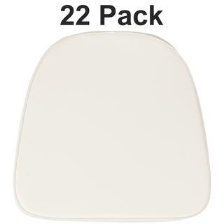 Soft Chiavari Cushions (Set of 22)