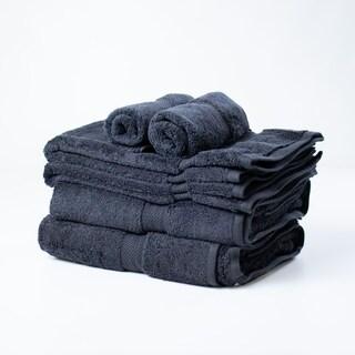 Kotter Home 8-Piece Bath Towel Set