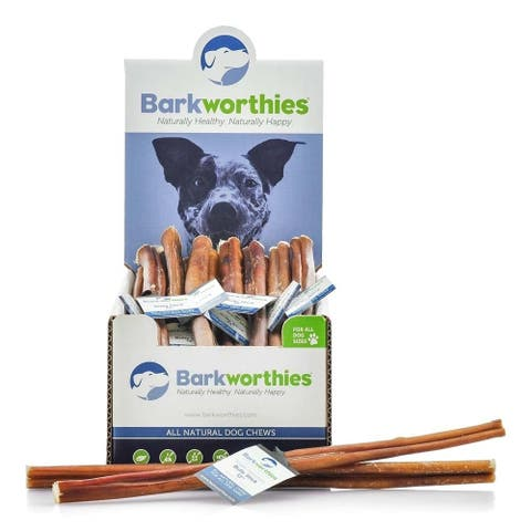 Barkworthies Bully Stick - 12'' Sold As Whole Case Of: 35 - 12 inches