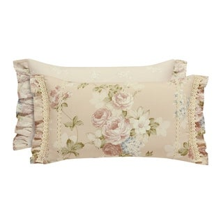 Five Queens Court Andrea Boudoir Decorative Throw Pillow