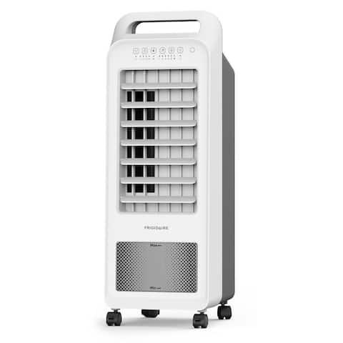 Frigidaire Personal Portable Evaporative Cooler & Tower Fan w/ Remote 1.5 Gal